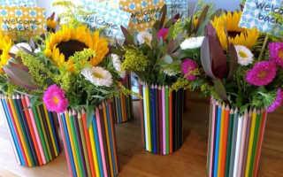 Какие цветы подарить на день учителя