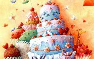 Прикольные поздравления с днём рождения тете