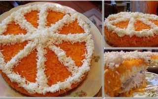 Салат на день рождения простые и вкусные