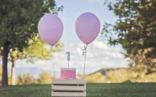 Поздравления с днём рождения ребенка родителям