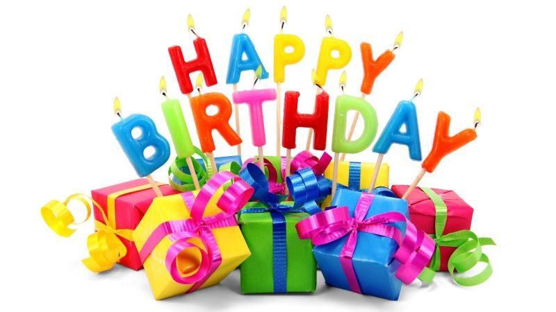 Поздравления с днём рождения в прозе короткие