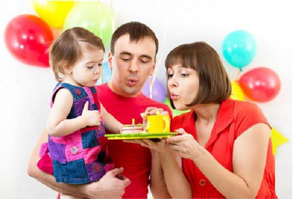 Поздравления с днём рождения 3 годика девочке