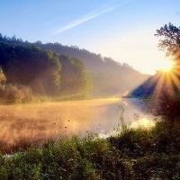 Стихи с добрым зимним утром утренние пожелания